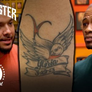 Redemption After A Botched Emotional Memorial Tattoo? | Ink Master Redemption Story
