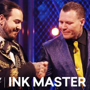 The Final Tag Team Tattoos Are Revealed | Ink Master: Grudge Match (Season 11)