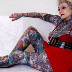Thinking of getting a tattoo? Photos of inked seniors show how body art endures the passage of time