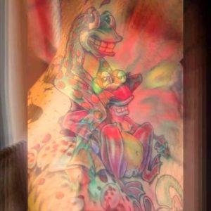 13 Craziest Neck Tattoos