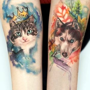 30 Irresistible Tattoos You'll Fall in Love With At First Sight
