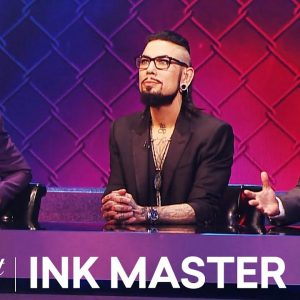 The 35 Hour Master Canvases Are Revealed | Ink Master: Grudge Match (Season 11)
