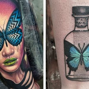 35 Stunning Butterfly Tattoos That Will Take Your Breath Away