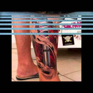 3D Tattoos Designs