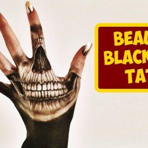 50 Beautiful Blackwork Tattoos That Will Take Your Breath Away