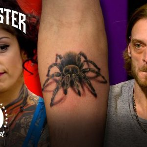 Can Lydia Redeem Herself With This Cover Up Tattoo? | Ink Master Redemption Story