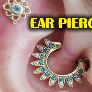 Adorable Ear Piercings To Try One Day