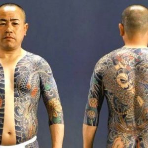 All you need to know about Japanese Tattoos
