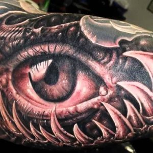 Amazing 3D Tattoos - Best 3D Tattoo Designs