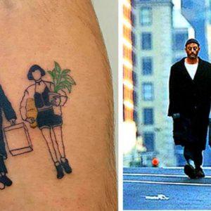 Artist makes original tattoos from souvenir photos