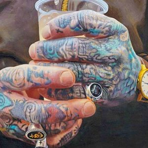 Artist Paints Realistic Tattoos And That Will Impress You