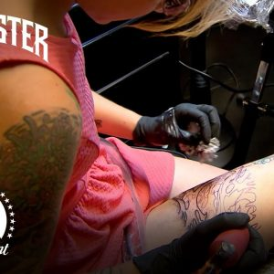 Artists Forced To Tattoo Themselves 😰 Ink Master