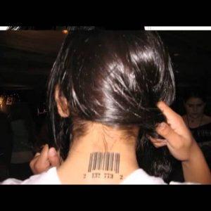 Barcode Tattoo Designs