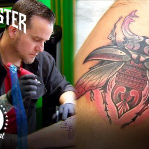 'Beetle & Father Time Tattoos' Highlight | Grudge Match