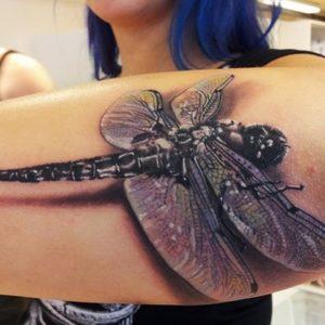 Best 3D Tattoos for Girls - Amazing 3D Tattoo Design Ideas