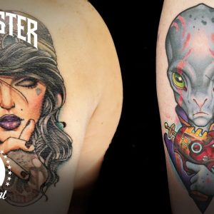 Best Coverup Tattoos | Ink Master