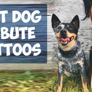 Best Dog Tribute Tattoos