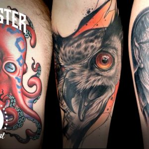 Best Freehand Tattoos (Compilation) | Ink Master