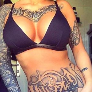 Best ideas about Belly and Stomach Tattoos For Girls