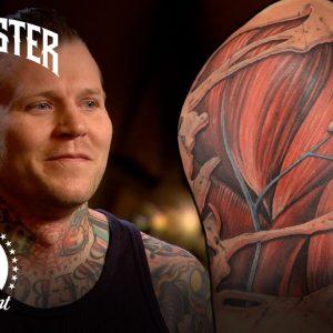 Best Illusion Tattoos 🌀 Ink Master