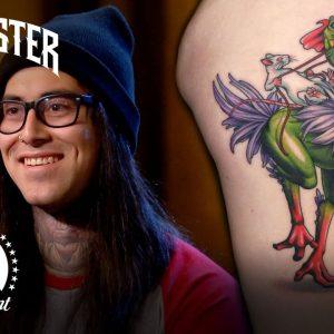 Best of Bob Jones 🤓 Ink Master: Turf War Finalist
