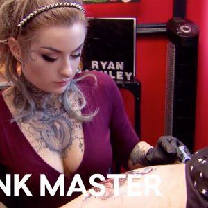 Best of Ryan Ashley Malarkey (Compilation) | Ink Master