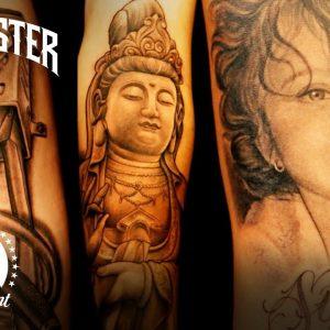 Best Tattoos of Ink Master (Season 1) | Child Portraits & Photorealism