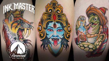 Best Tattoos of Ink Master (Season 11)