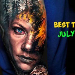 Best Tattoos of July 2018