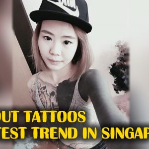 Blackout Tattoos - The Latest Trend in Singapore