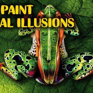 Body Paint | Optical Illusions | Tattoo World