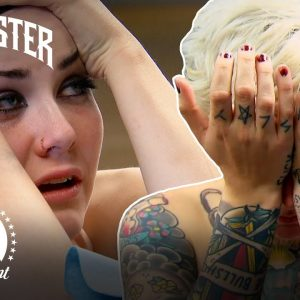 Canvases Brought To Tears 😢 Ink Master