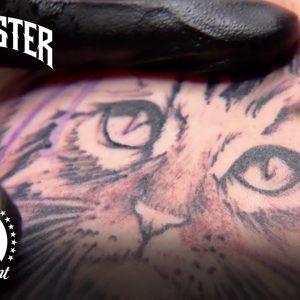 Cat Portrait Tattoo in 90 Minute Face-Off? Sneak Peek | Grudge Match