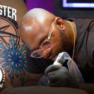'Compass Rose' Elimination Tattoo Highlight | Turf War (Season 13)