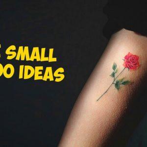 Cute And Beautiful Small Tattoo Ideas