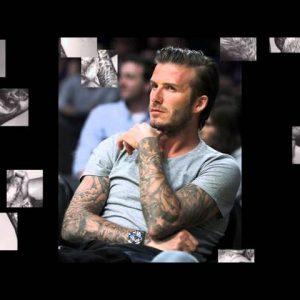 David Beckham Tattoo Designs