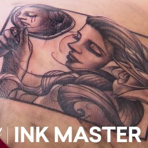 'Reflection Tattoos' Official Highlight | Ink Master: Grudge Match (Season 11)
