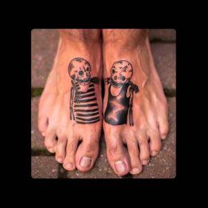 Elegant Foot Tattoo Ideas
