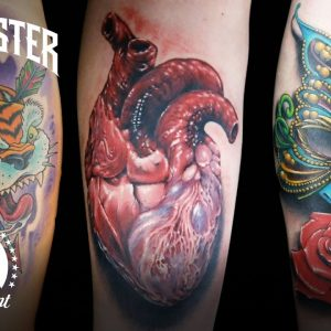 Every Single Cleen Rock One Tattoo | Ink Master