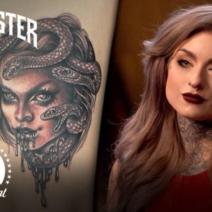 Every Single Ryan Ashley S8 Tattoo | Ink Master
