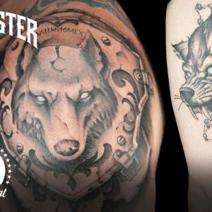 Every Single Wolf Tattoo on Ink Master 🐺