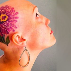 Extreme Scalp Tattoos to Blow Your Mind