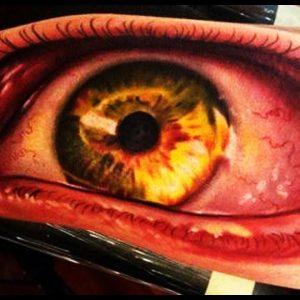 Eye 3D Tattoos - Best 3D Tattoos ►Part 2 - Compilation HD