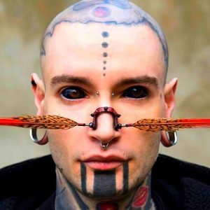 Eyeball Tattoos ► Compilation #4