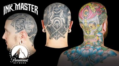 First & Last Ink Master Tattoos: Anthony Michaels