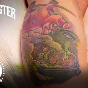 'Food New School Tattoo' Highlight | Turf War (Season 13)