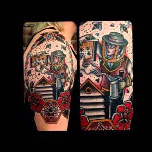 Handsome Gentlemen Tattoos