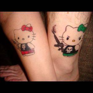 Hillarious Funny Tattoo Designs