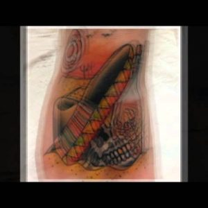 Hot Summer Tattoo Designs
