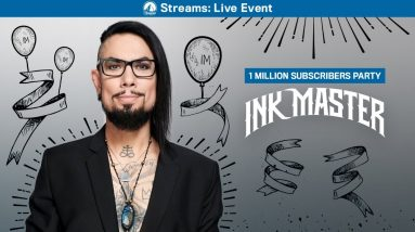 Ink Master 1 Million Subscribers Party